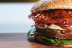 Hamburgers are like wine pairing
