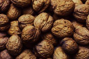 walnuts have tannin