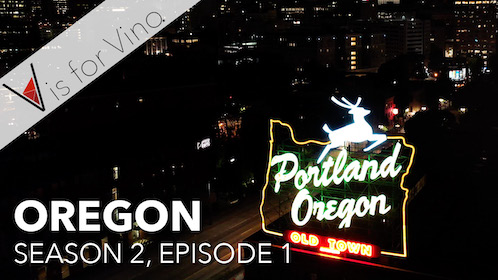 v is for vino oregon episode thumbnail